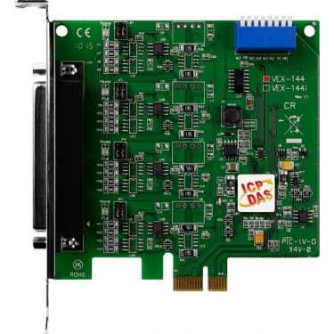 Serial Communication Board with 4 RS-422/485 ports