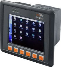 "ISaGRAF based ViewPAC with 5.7"" LCD"