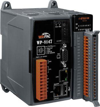 1 slot Ethernet WinCE 5.0 Based ISaGRAF PAC