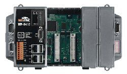 8 slots Ethernet WinCE 5.0 Based ISaGRAF PAC