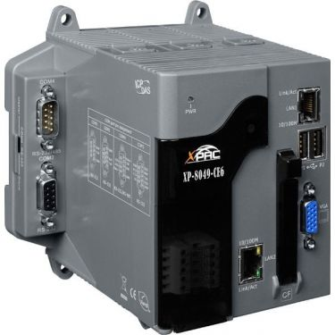 XP-8000-CE6 Programmable Automation Controller with InduSoft inside