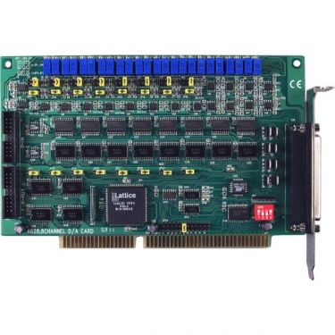 8-channel 12-bit Analog Output Board