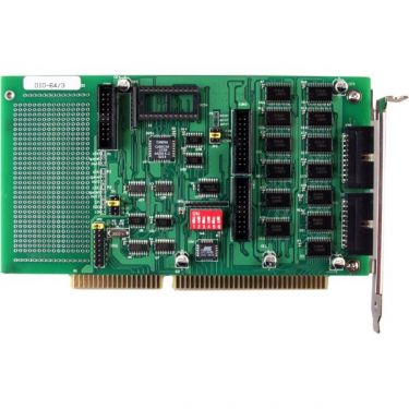 32-channel Digital Input & 32-channel Digital Output with Timer/Counter Board