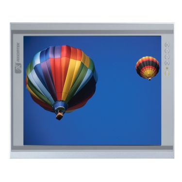"""17"""" TFT Industrial LCD Monitor front P6171"""