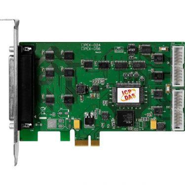 PCI Express, 24-channel DIO board