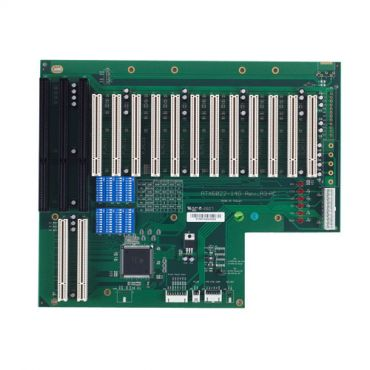 14-slot ATX-supported Bridged PICMG Bus Active Backplane