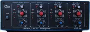 BMA-400 AC/DC Bioamplifier
