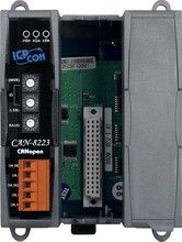CANopen Embedded Device with 2 I/O Expansions