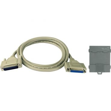 25F-25M 1.8 m Cable with DIN-Rail Mount of DB-1820