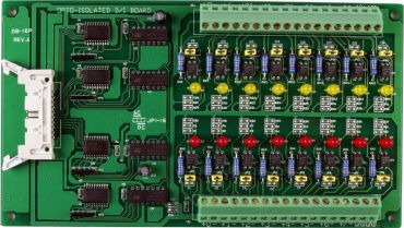 16-channel Bi-direction Isolated Input Board
