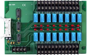 16-channel Relay Output Board