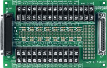 Daughter Board for PCI-1802 with 1 meter D-sub 37-pin cable
