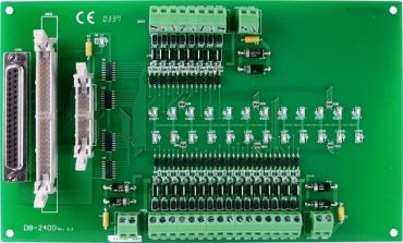 24-channel Open-Drain Output Board
