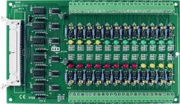 24-channel OPTO-22 compatible Opto-isolated Input Board