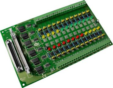 24-channel Opto-isolated Input Board