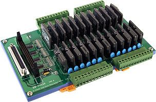 24-channel Solid State Relay Output Board