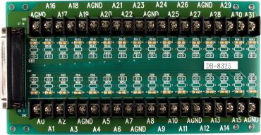 Daughter Board for A-82x Series, PCI-1800 with 1 M D-sub 37-pin Cable