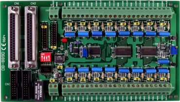 16-channel Analog Multiplexer Board