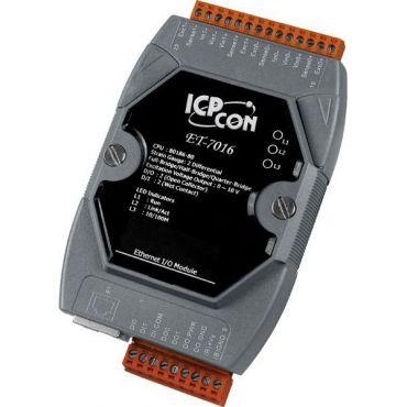 2-channel strain gauge, 2-channel digital input and 2-channel digital output module