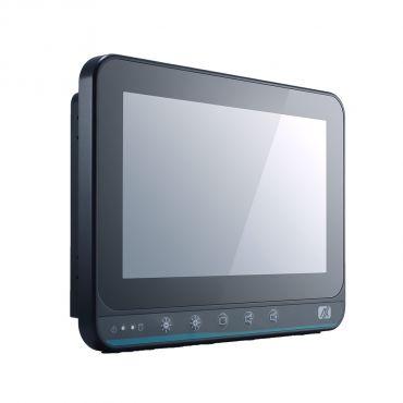 "GOT107W-319 7"" WSVGA TFT Fanless Touch Panel Computer with Intel® Celeron® Processor N3350 or Intel® Pentium® Processor N4200"