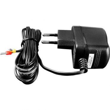 24 V/0.25 A (max.) Power Supply with 2 pole EURO plug