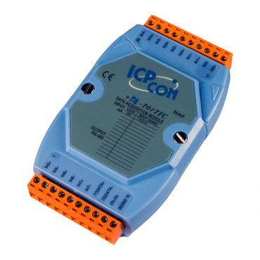 I-7017FC CR I/O Module/DCON/8AI/Current/FAST