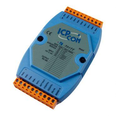I-7017F CR I/O Module/DCON/8AI/FAST