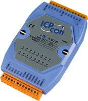 16-channel Isolated Digital Input Module with 16-bit Counters and LED display