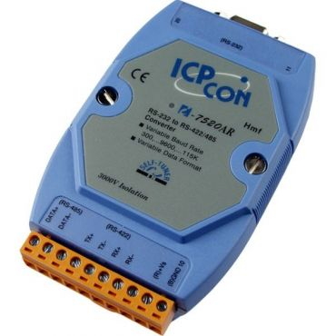 RS-232 to Isolated RS-422/485 Converter