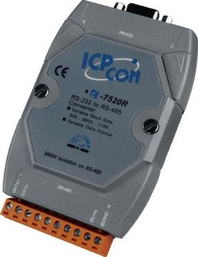 RS-232 to Isolated RS-485 Converter