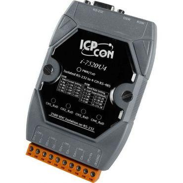 ICPDAS RS-232/422/485 converter I-7520U4