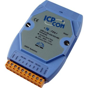 USB to Isolated RS-232/422/485 Converter