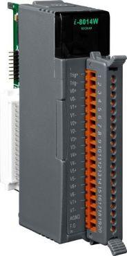 16-bit 250K sampling rate 8/16-channel analog input module