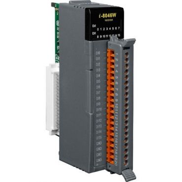 16-channel Isolated Digital Input Module