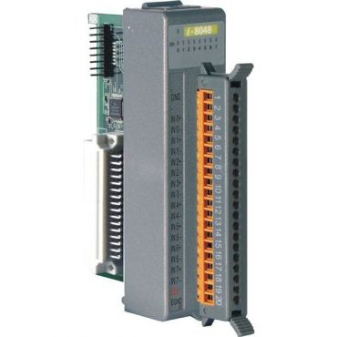 8-channel Digital Input with Interrupt Module (Gray Cover)