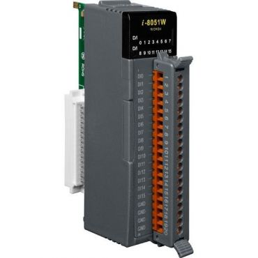 16-channel Non-isolation Digital Input Module