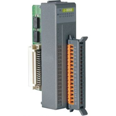 8-channel 80 ~250 VAC Isolated Digital Input Module
