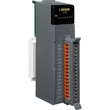 8-channel 80-250V AC Isolated Digital Input Module
