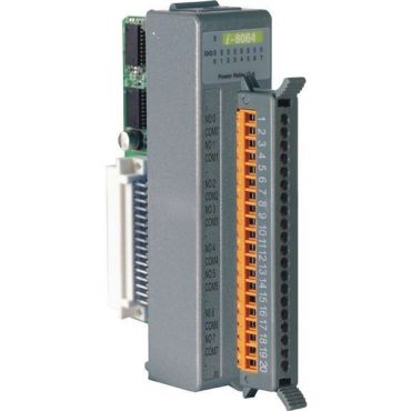 8-channel Power Relay Output Module (Gray Cover)