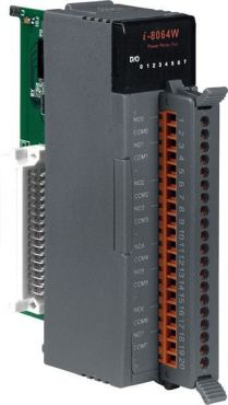 8-channel Power Relay Output Module
