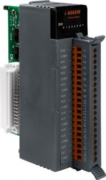 4-channel Form-A Relay Output and 4-channel Form-C Relay Output Module