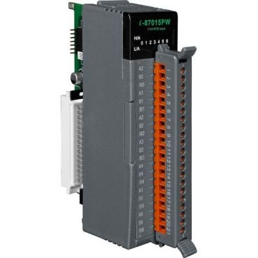 7-channel RTD Input Module with 3-wire RTD lead resistance elimination