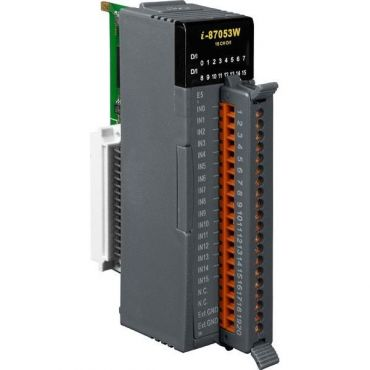 16-channel 68-150VDC Isolated Digital Input Module with 16-bit Counters