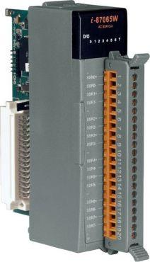 8-channel AC SSR Output Module