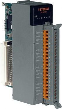 8-channel DC SSR Output Module