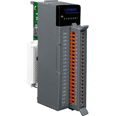4/8-channel Counter/Frequency/Encoder Module