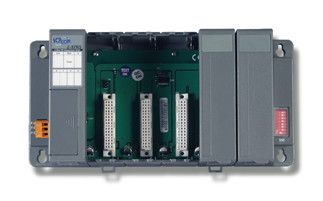 RS-485 I/O Expansion Unit with 5 I/O slots (Gray Cover)