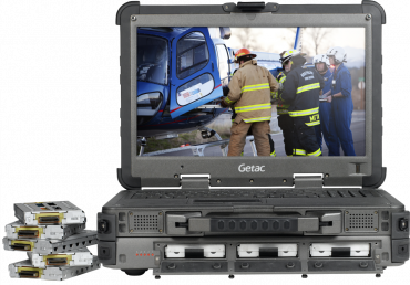 Getac X500 Ultra Robuuste Server