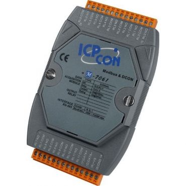 12-channel Relay Output Module