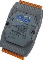 12-channel Relay Output Module with LED Display